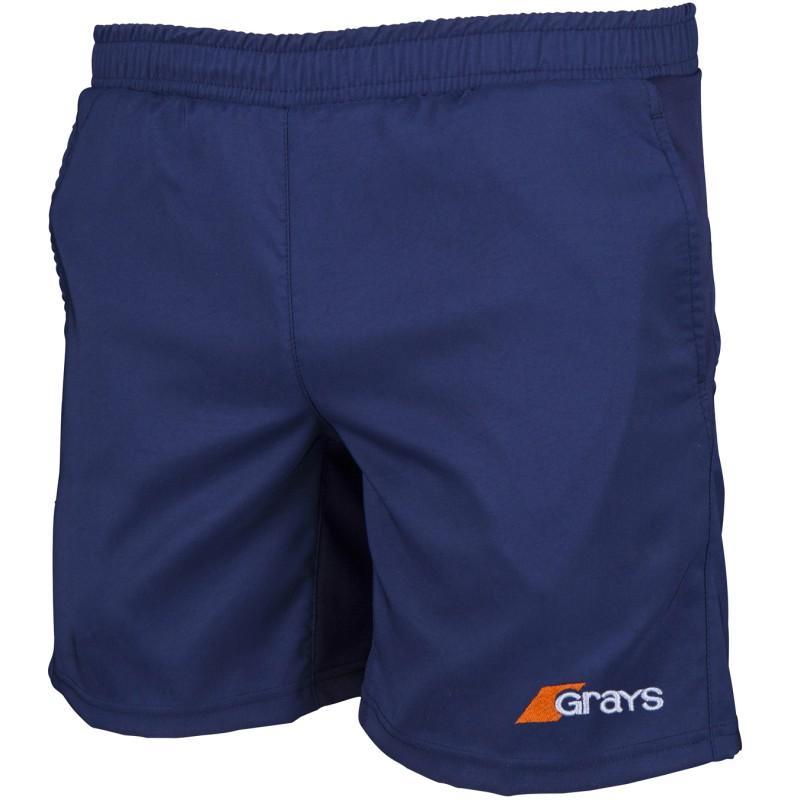 Grays Axis Hockey Shorts - Dark Navy
