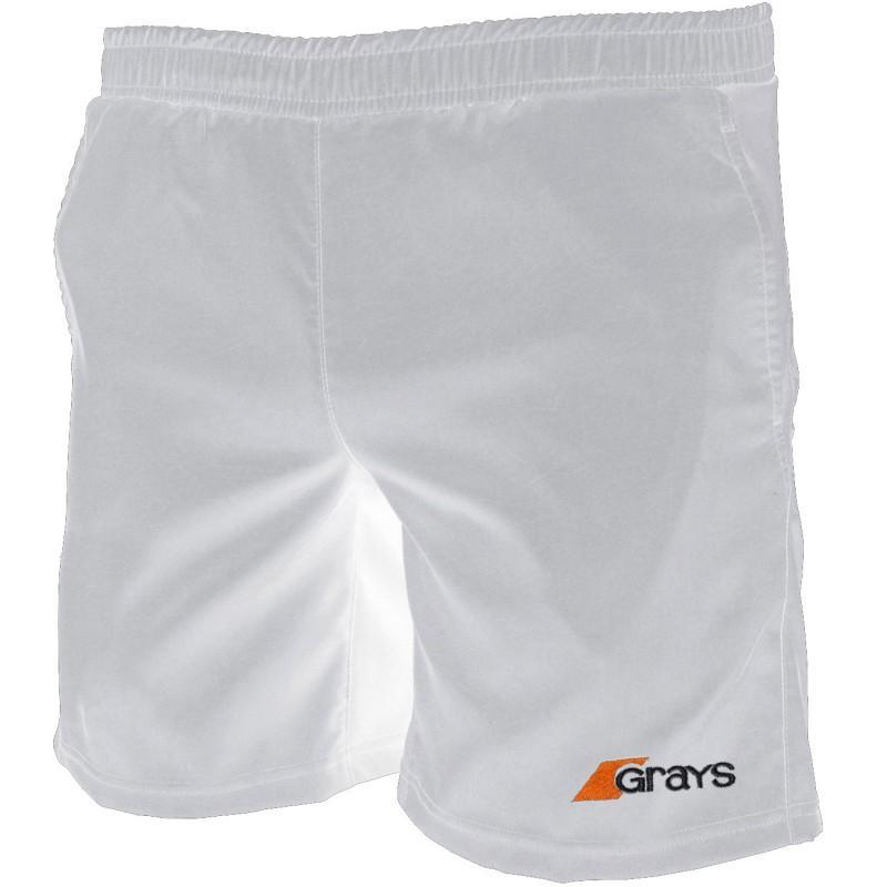 Grays Axis Hockey Shorts - White
