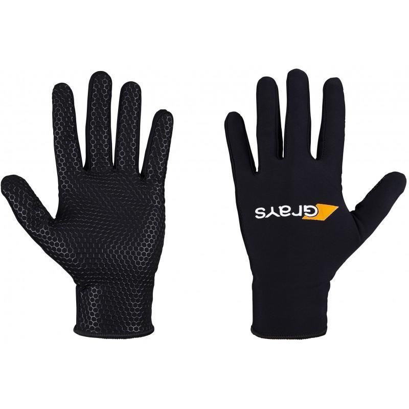 Grays Skinful Pro Hockey Gloves - Black