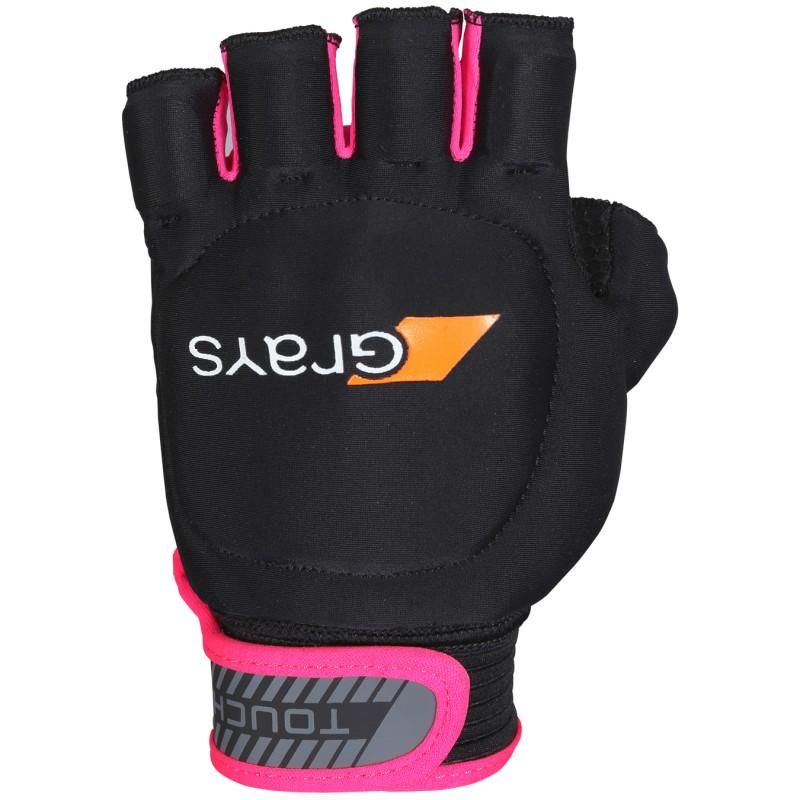 Grays Touch Hockey Glove - Black/Pink (2019/20)