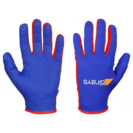 Grays Skinful Gloves - Royal/Red (2019/20)
