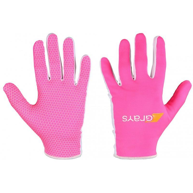 Grays Skinful Gloves - Fluo Pink/White (2019/20)