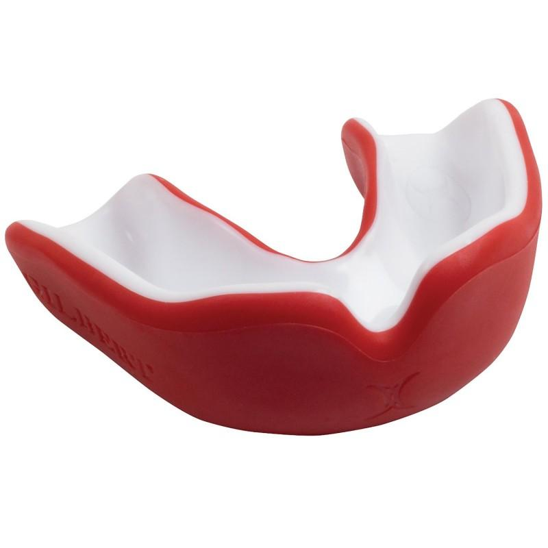 Grays Virtuo Dual Density Mouthguard - Red/White