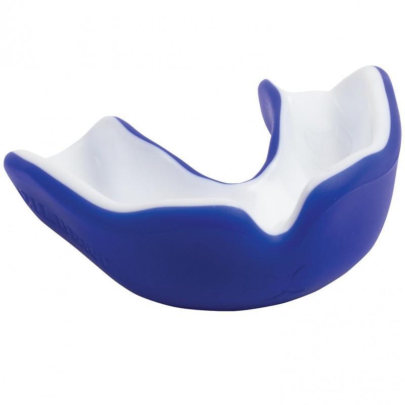 Grays Virtuo Dual Density Mouthguard - Blue/White