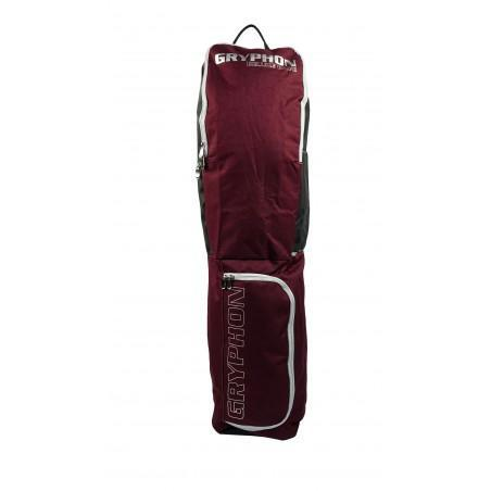 Gryphon Deluxe Dave Stick And Kit Bag - Burgundy (2019/20)