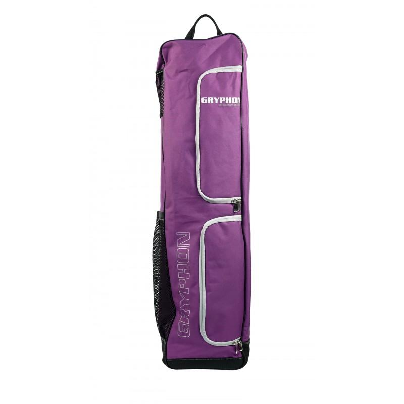 Gryphon Middle Mike Stick And Kit Bag - Purple (2019/20)