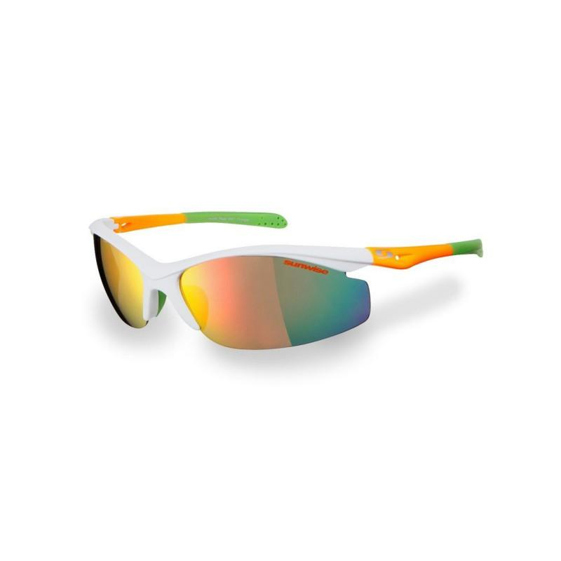 Sunwise Peak Sunglasses (White)+ FREE Hard Case