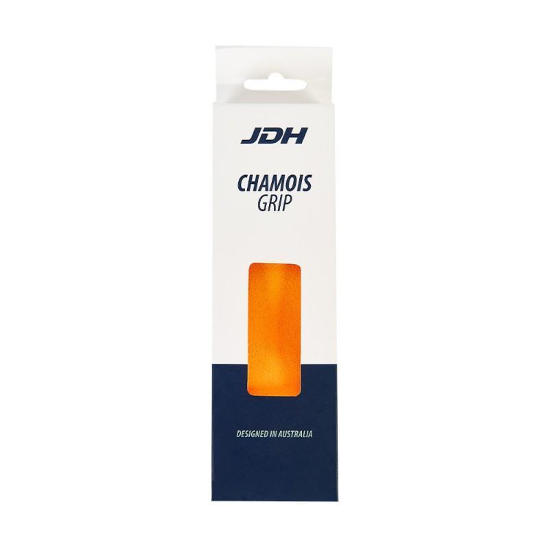 JDH Chamois Hockey Grip - Ultra Yellow (2019/20)