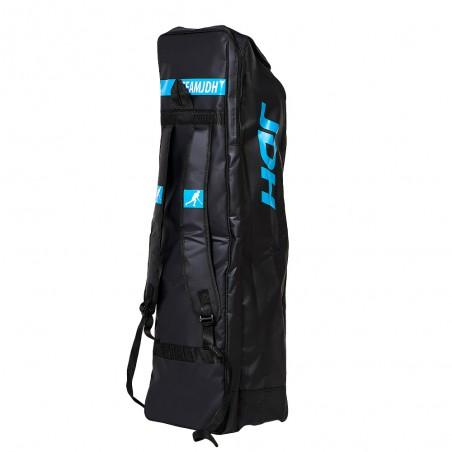 JDH Elite Hockey Bag - Black/Ocean Blue (2019/20)