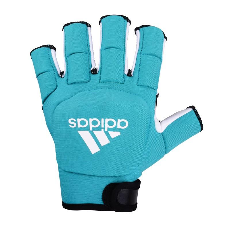 Adidas OD Hockey Glove - Aqua/White (2019/20)