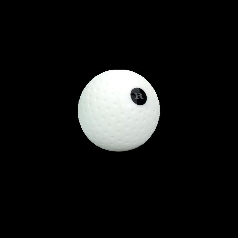 Ritual Elite Dimple Hockey Ball - White (2019/20)