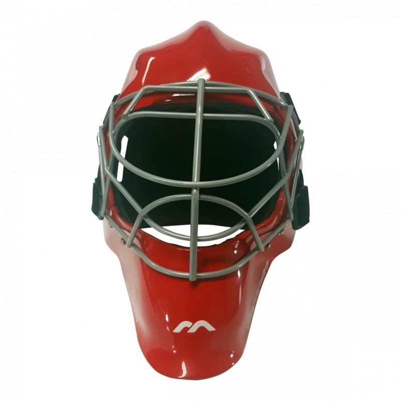 Mercian Genesis Junior Goalie Helmet - Red (2019/20)