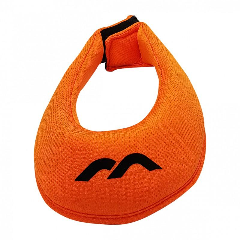 Mercian Wrap-Around Throat Deflector - Orange (2019/20)