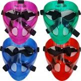 Mercian Genesis Junior Face Masks - Set of 4 Mixed Colours (2019/20)