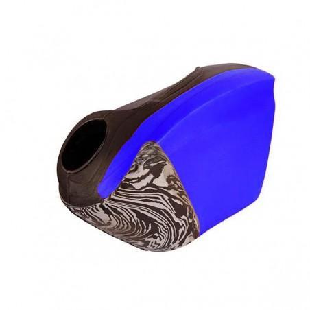 OBO Robo Hi-Rebound Right Hand Protector - Blue/Black