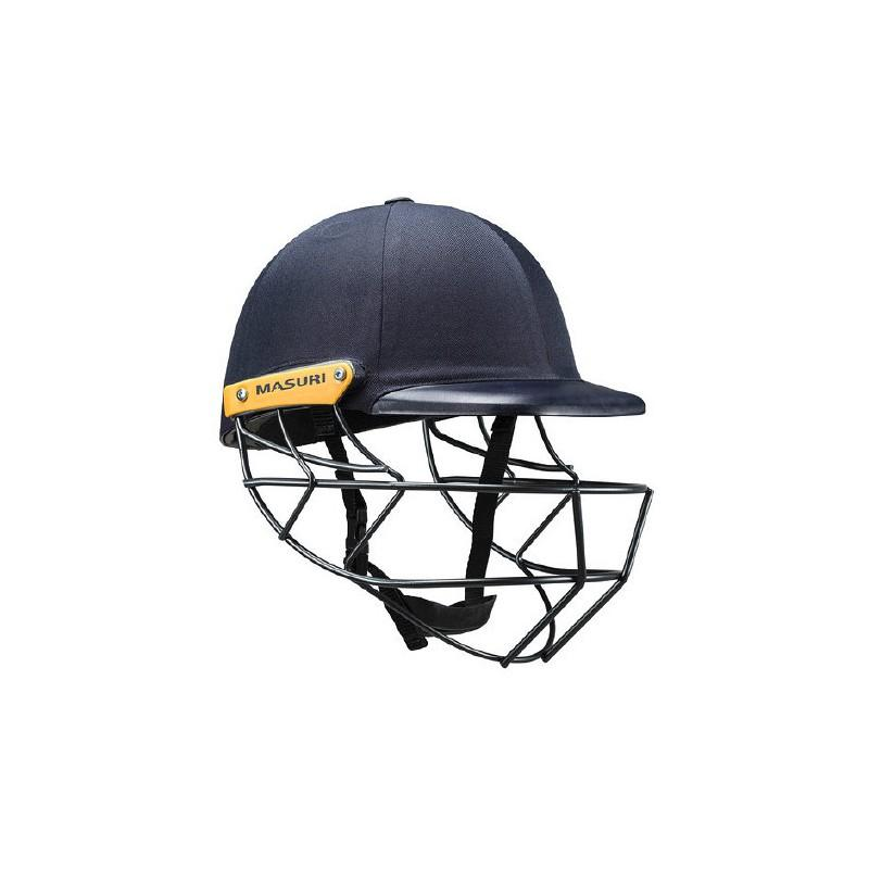 Masuri Original Legacy Plus Senior Helmet (Steel Grille)