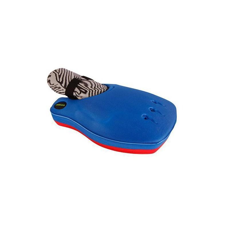 OBO Robo Hi-Rebound Left Hand Protector - Red/Blue