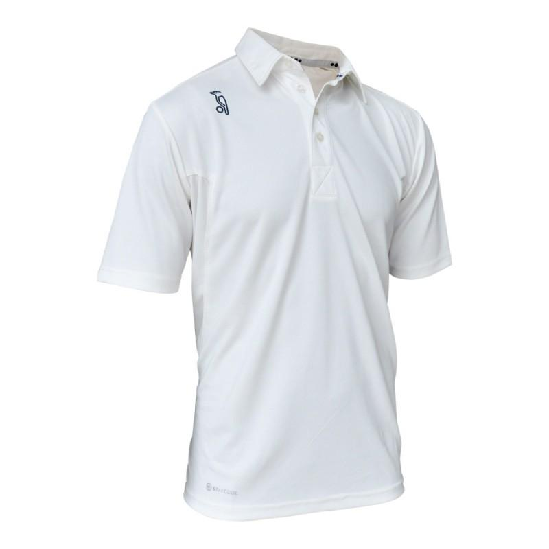 Kookaburra Pro Player Short Sleeve Junior Cricket Shirt (2020)
