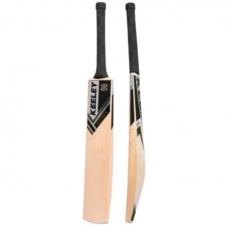 Keeley Worx 017 Grade 1 Cricket Bat - Black (2020)