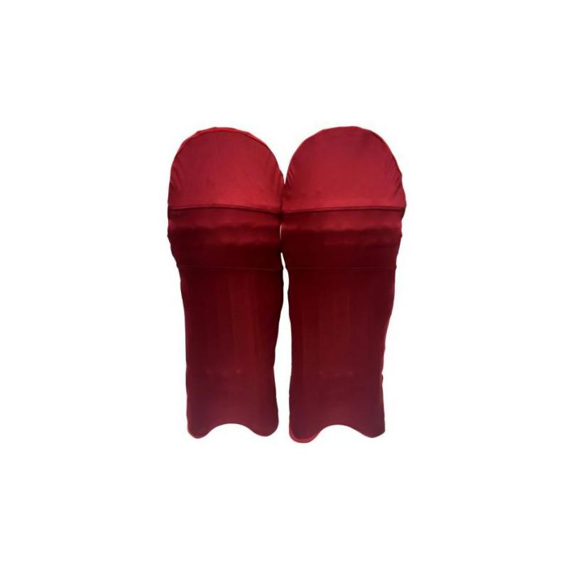 Hunts County Wicket Pad Covers - Maroon