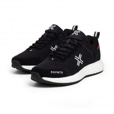 Payntr Bodyline Trainer 412 Shoes - Black (2020)