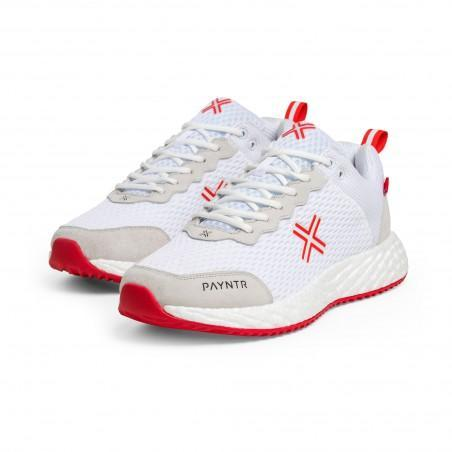 Payntr Bodyline Trainer 412 Shoes - White (2020)