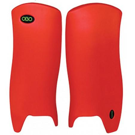 OBO Robo Hi-Control Legguards - Red
