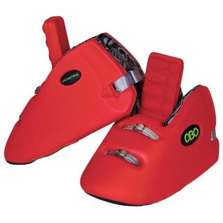 OBO Robo Hi-Control Kickers - Red