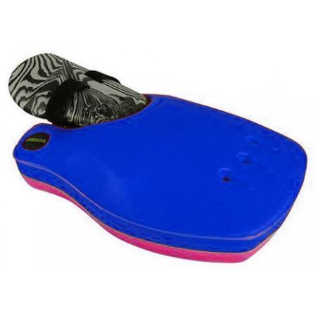 OBO Robo Hi-Rebound Left Hand Protector - Pink/Blue