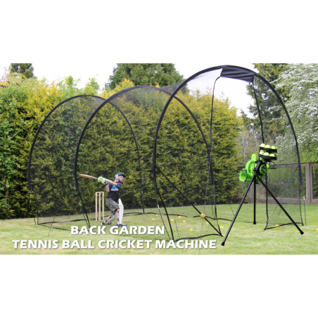Tennis Ball Cricket Machine