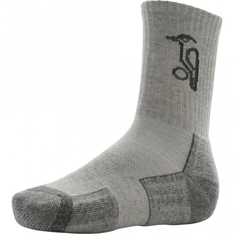 Kookaburra Cricket Socks (Grey)