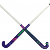 Bâton de hockey junior Gryphon Lazer GXX - Violet (2020/21)