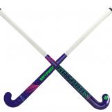 Gryphon Lazer GXX Junior Hockey Stick - Purple (2020/21)