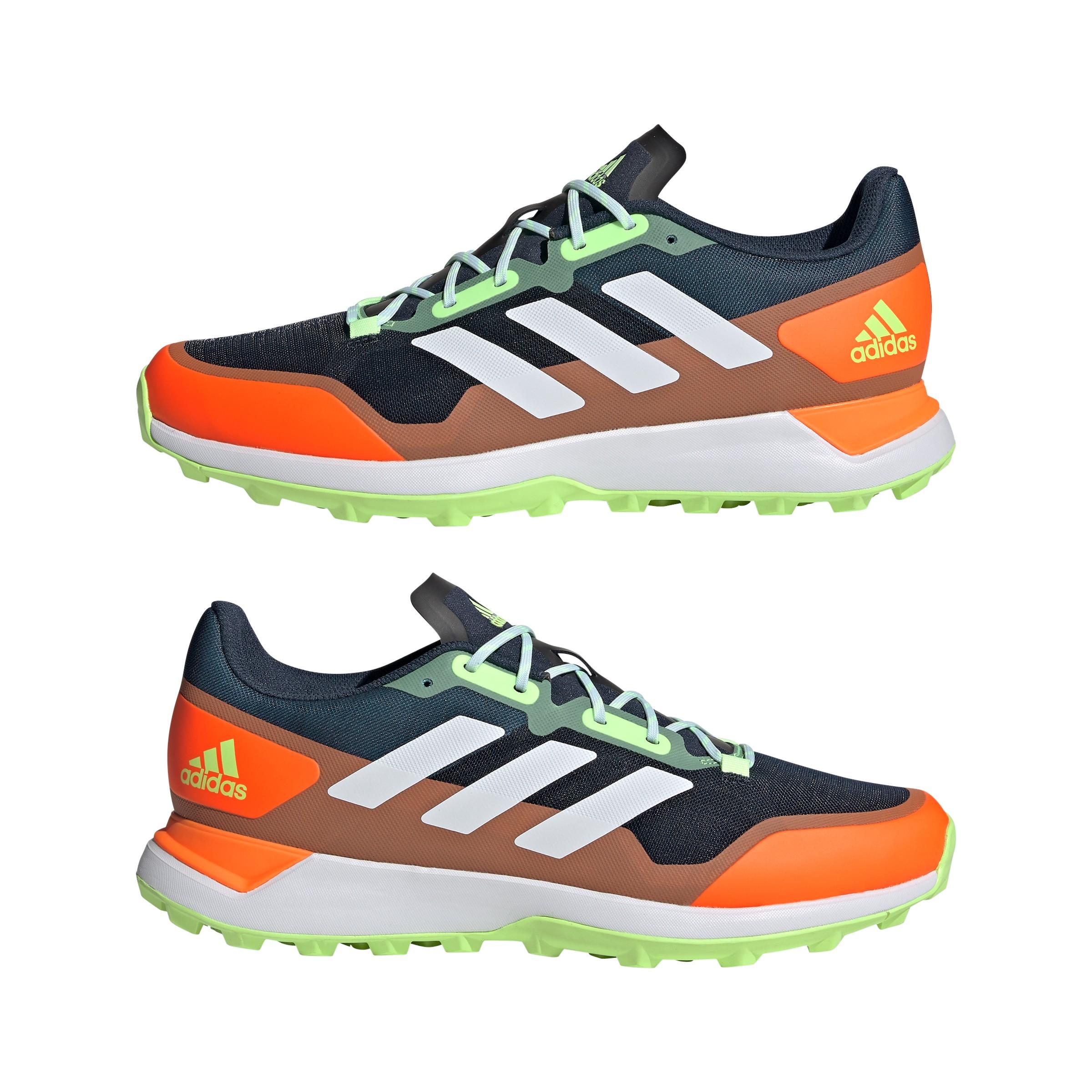 Adidas Zone Dox 2.0 Hockey Shoes - Navy (2020/21) - Buy Now