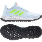 Scarpe da hockey Adidas Youngstar Junior - Sky Blue (2020/21)