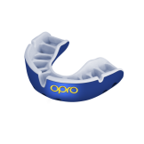 OPRO Self-Fit GEN4 Junior Gold Mouthguard - Pearl Blue/Pearl