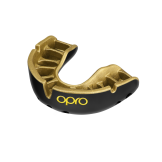OPRO Self-Fit GEN4 Junior Gold Mouthguard - Black/Gold