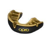 OPRO Self-Fit GEN4 Gold Mouthguard - Black/Gold