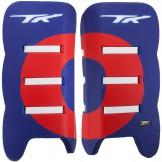 TK Total Three 3.2 Plus Legguards - Blue/Red (2020/21)