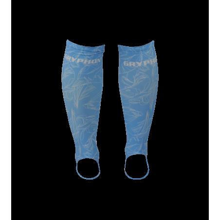 Gryphon Inner Socks - Wiggly Mint