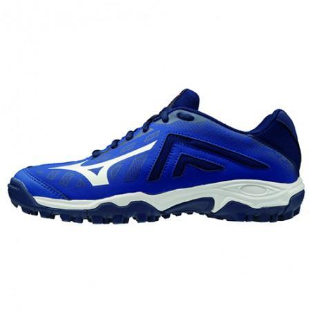 Mizuno Wave Lynx Junior Hockey Shoes - Blue (2020/21)