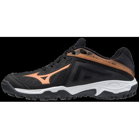 Mizuno Wave Lynx Hockey Shoes - Black (2020/21)