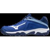 Mizuno Wave Lynx Hockey Shoes - Blue (2020/21)