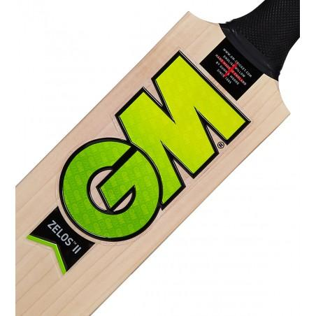 GM Zelos II 606 Cricket Bat (2021)