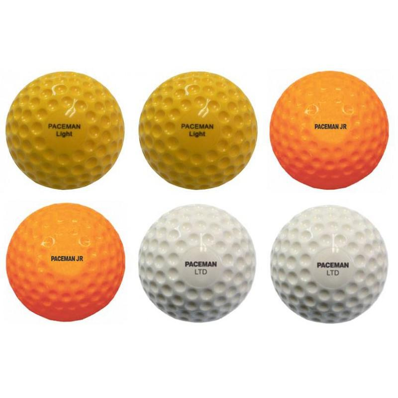 Paceman Pitch Attack Balls (6 Pack)
