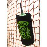 OBO Sipper Bottle Holder - Black/Green