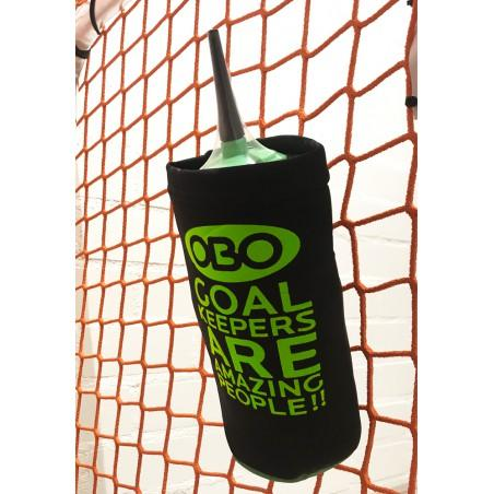 OBO Sipper Water Bottle Holder - Black/Green