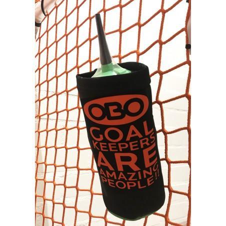 OBO Sipper Water Bottle Holder - Black/Orange