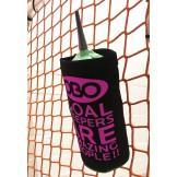 OBO Sipper Water Bottle Holder - Black/Pink
