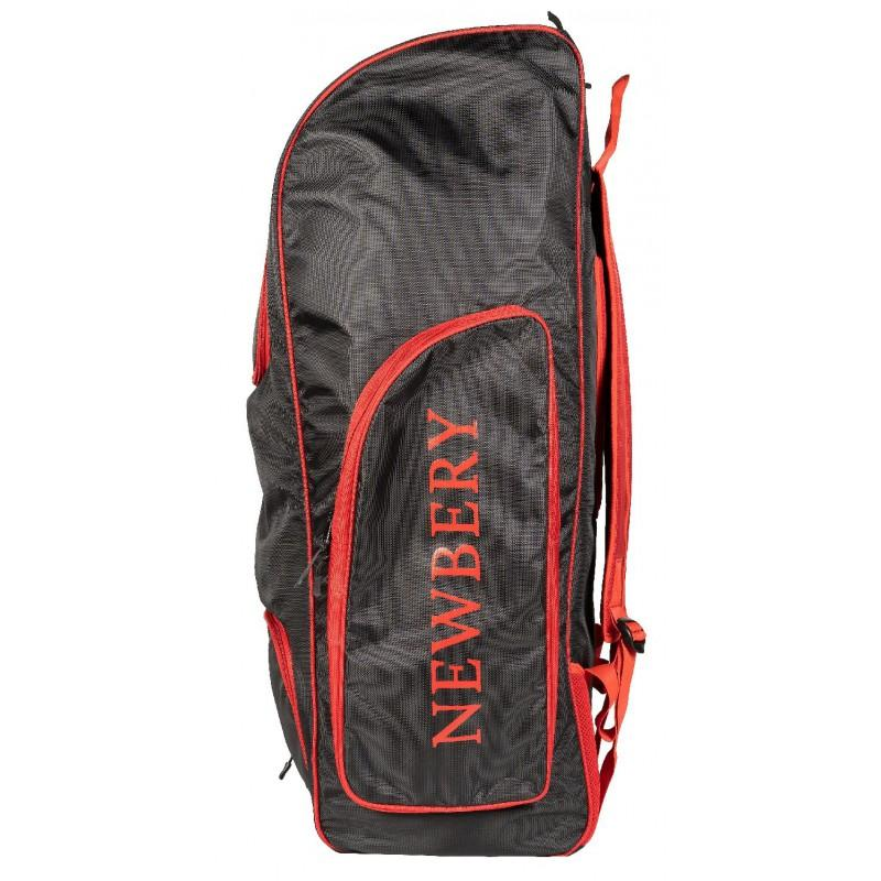 Newbery N-Series Big Duffle - Black/Red (2021)